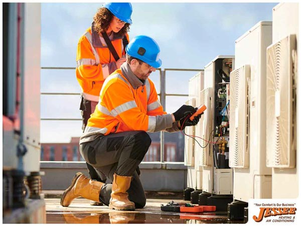 4 Energy-Wasting Commercial HVAC Mistakes to Avoid