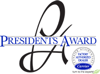 Carrier Presidents Award